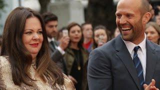 Video Jason Statham Has Melissa McCarthy in Stitches MP3, 3GP, MP4, WEBM, AVI, FLV April 2018