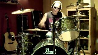 Ramones - Touring - Drum Cover