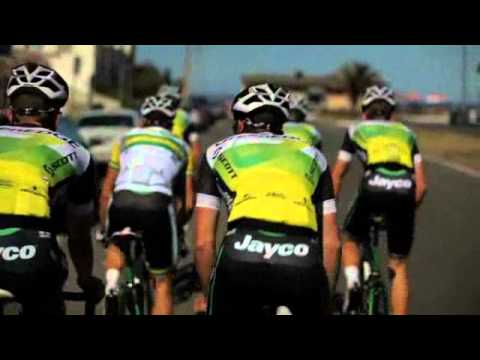Santini GreenEdge Cycling Team video