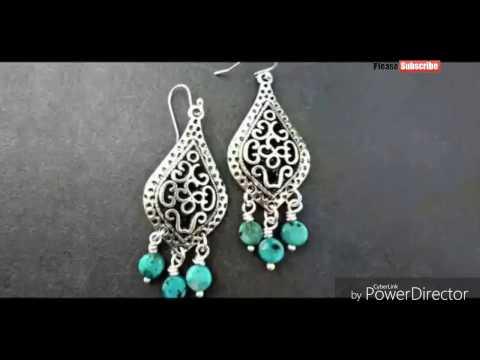 Silver Earring designs