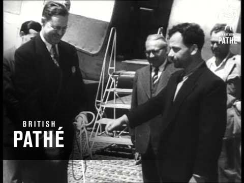 Ο Κρητικός που το 1950, έκανε δώρο έναν αίγαγρο (Κρι-Κρι) στον πρόεδρο των Ηνωμένων Πολιτειών (βίντεο)