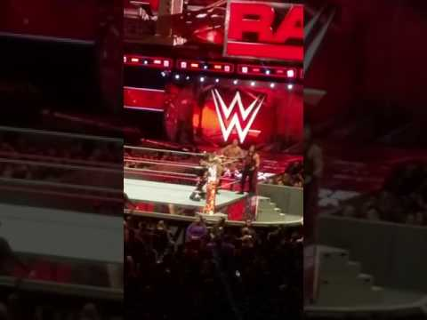 Raw after the show 10/3/16 Roman Reigns, Big Cass, and Enzo vs Jeri KO, and Rusev 6 man tag