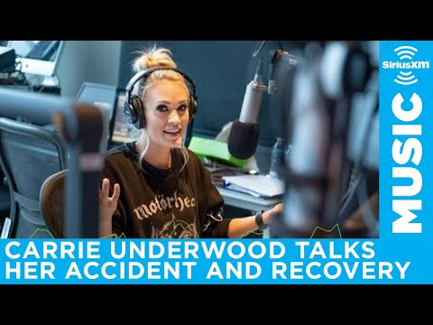 Video Carrie Underwood on accident and recovery download in MP3, 3GP, MP4, WEBM, AVI, FLV January 2017