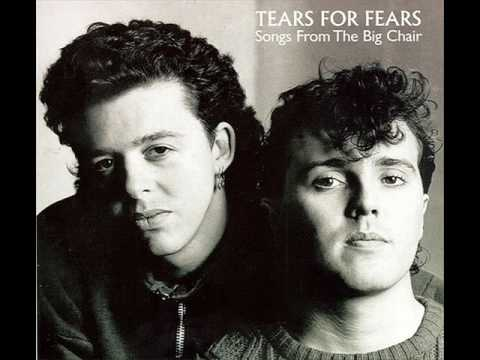 "tears for fears - ""everybody wants to rule the world"" - 1985"