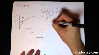 MCAT Biology Lecture: Enzyme Kinetics