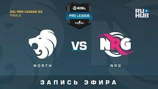 North vs NRG - ESL Pro League Finals - de_mirage [ceh9, CrystalMay]