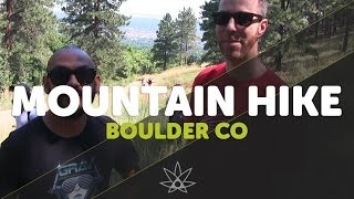 Boulder Mountain Hike  //  420 Science Club by 420 Science Club