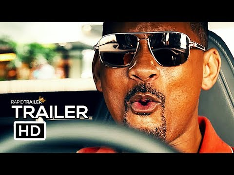 BAD BOYS 3 Official Trailer #2 (2020) Will Smith, Bad Boys For Life Movie HD