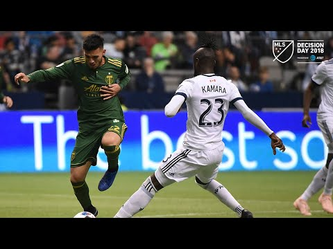 Video: Vancouver Whitecaps FC 2, Portland Timbers 1 | Match Highlights | Oct. 28, 2018