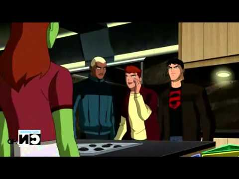 Young Justice Abridged Episode 2
