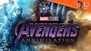 Avengers 4 Trailer Leak Description (MAJOR SPOILERS)