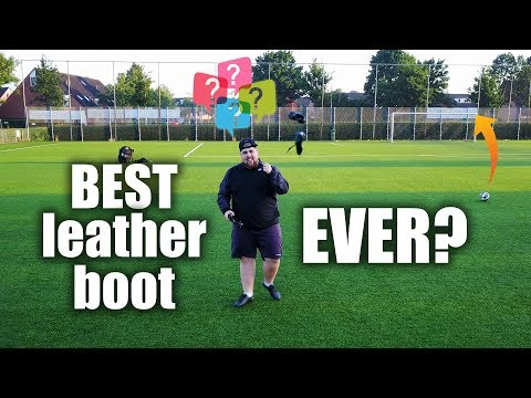 KNUCKLEBALL FREEKICKS WITH BEST LEATHER BOOT EVER?- WITH DRONE! - VVBASVV (видео)