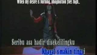 Anggun -The Shadows of Illusion (Bayangan Ilusi)- English Subtitle