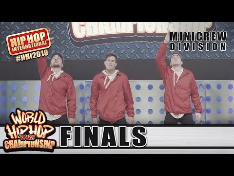 CBAction - Argentina (Gold Medalist MiniCrew Division) at HHI 2019 World Finals
