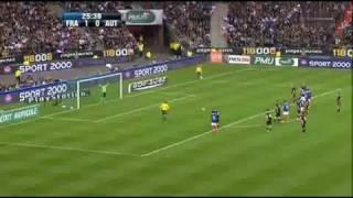 Frankreich – Österreich 3:1 (14.10.2009)