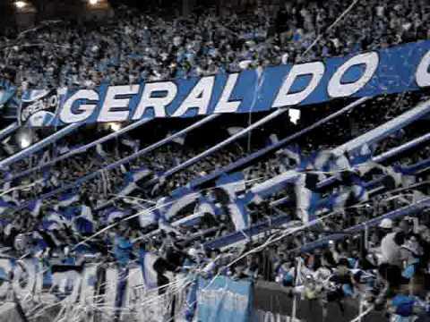 Grêmio x Inter 29-06-08 Eu Sou Borracho Sim Senhor - Geral do Grêmio - Grêmio
