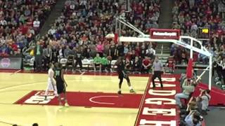 Diamond Stone PUNCHES Out A Dunk to End His High School Career & Gets His 4th State Title!!!