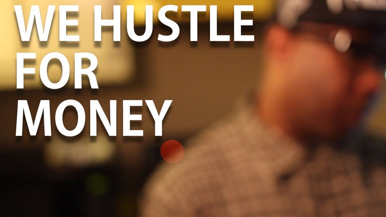 Marc Decoca ~ We Hustle for Money
