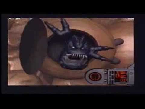 Creature Shock 3DO