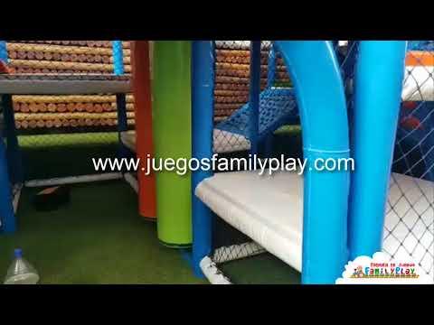 Playground juegos para pollerias crucero