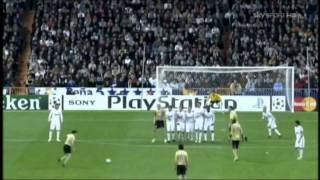 Video Alessandro Del Piero Vs Real Madrid at the Bernebeu - Champions League 08/09 MP3, 3GP, MP4, WEBM, AVI, FLV September 2017