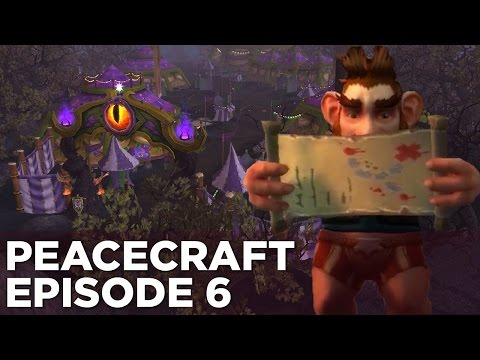 Raandyy gets WILD AT THE CARNIVAL - PeaceCraft Ep. 6