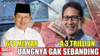 Video Uang Sandiaga Uno Gak Ada Nilainya! 10 POLITISI TERKAYA DI INDONESIA YG GAK KALIAN SANGKA MP3, 3GP, MP4, WEBM, AVI, FLV Februari 2019