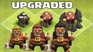 Video Clash Of Clans - NEW UPGRADED BUILDERS!!! ( October wishlist for Clashcon) MP3, 3GP, MP4, WEBM, AVI, FLV Agustus 2017