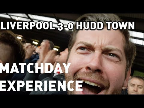 LIVERPOOL 3-0 HUDDERSFIELD | Matchday Experience