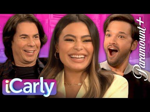 Full iCarly Cast Reunion! | Miranda Cosgrove, Jerry Trainor, Nathan Kress, + More Return