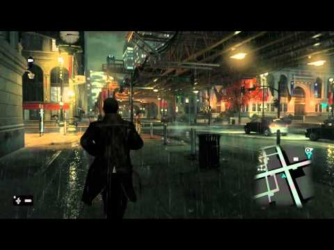 Watch Dogs Game Demo Video
