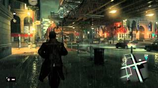 Watch Dogs - Game Demo Video [UK]