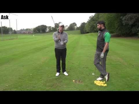 Open Club Face Flip Golf Lesson