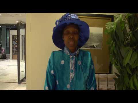 Le Prophète Owuor chez Eben Ezer Ministries Hadassa à Amsterdam - Annonce