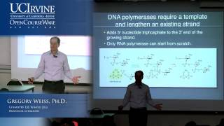Intro To Chemical Biology 128. Lecture 06. DNA Reactivity With Small Molecules.
