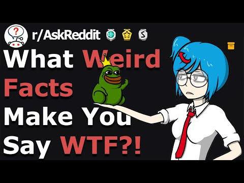Weird Facts That Will Make You Say WTF! (r/Askreddit)