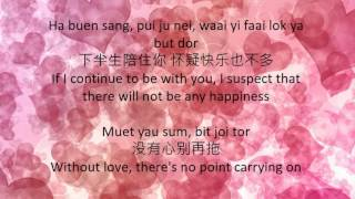 Nonton  Eng  Canton  Chinese   Pinyin Lyric               Hao Xin Fen Shou   Candy Lo Ft  Wang Leehom Song  Lyric Film Subtitle Indonesia Streaming Movie Download