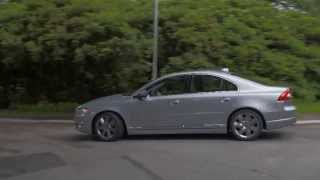 2014 Volvo S80 Driving Review | AutoMotoTV