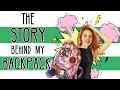 The Story Behind My Backpack | VLOG