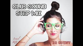 """Club Sound"" Step-Aerobic/Jump/Running Music Mix #16 134-136 bpm 32Count 2017 Israel RR Fitness"