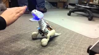 Wow! Awesome Robot Toy!