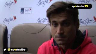 David Ferrer Speaks Ahead Of ATP World Tour Finals