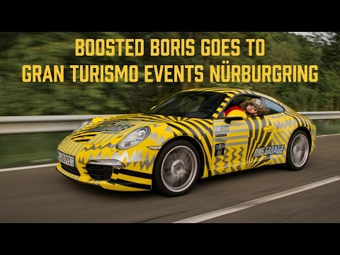 Gran Turismo Events Nürburgring 2015 - Boosted Boris