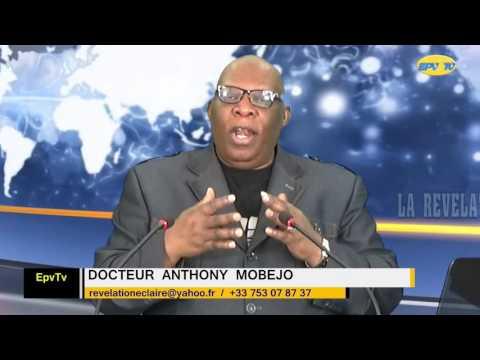 Connaître son identité, avec le docteur Anthony MOBEJO ...