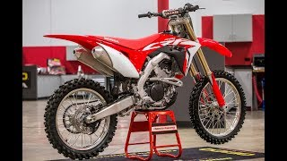 5. First Look 2018 Honda CRF250 - Motocross Action Magazine