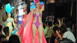 Swimwear By Lingerie Salon @ Siam Paragon, Bangkok. Movie By Paul Hutton, Bangkok Scene.