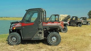 9. 2018 Polaris RANGER XP 1000 NorthStar Field Test