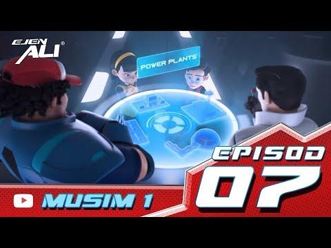 Ejen Ali Episod 7 - Misi: PROTOKOL GEGAS