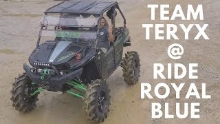 10. TEAM TERYX 2017 - RIDE ROYAL BLUE