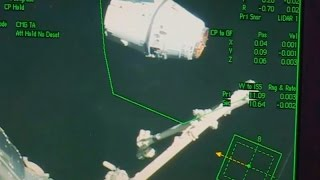Feb 23, 2017 ... 20:45 · SpaceX Dragon CRS-10 berthing to the ISS - Duration: 3:58. SciNews n5,607 views · 3:58. SpaceX Dragon CRS-11 departure highlights...